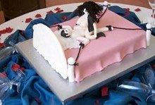 идеи за сватбена торта