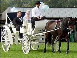 сватбена каляска