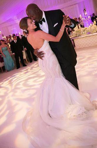 Майкъл Джордан сватба