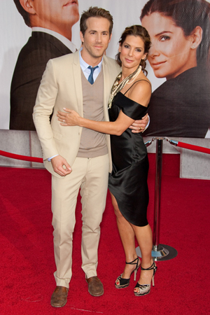 Sandra Bullock  Ryan Reynolds Movie on