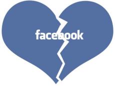 facebook разводи